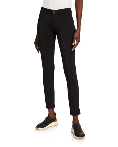 Luisa Skinny Super Stretch Pants