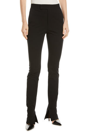 Helmut Lang Rider High-Rise Legging Pants