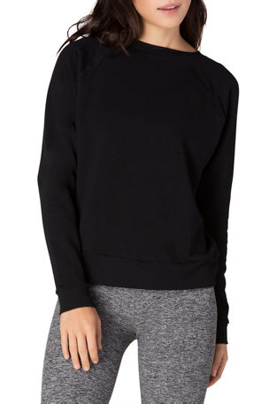 Beyond Yoga Favorite Raglan Crew Sweatshirt