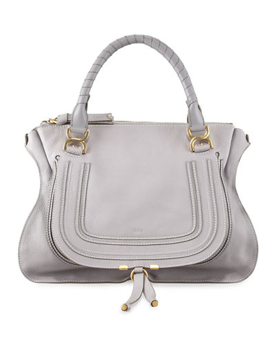 Gray Leather Bag | Neiman Marcus