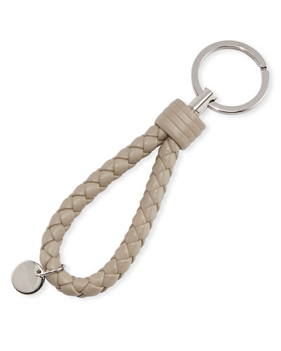 Braided Loop Key Ring