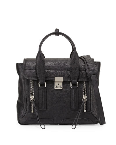 Pashli Medium Satchel Bag
