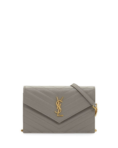 Monogram Matelassé Small Envelope Wallet-on-Chain