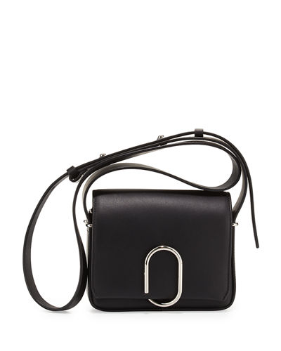 Alix Flap Mini Crossbody Bag