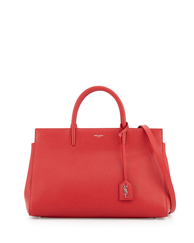 Saint Laurent Cabas Rive Gauche Medium Tote Bag
