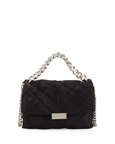Bex Small Quilted Flap Shoulder Bag