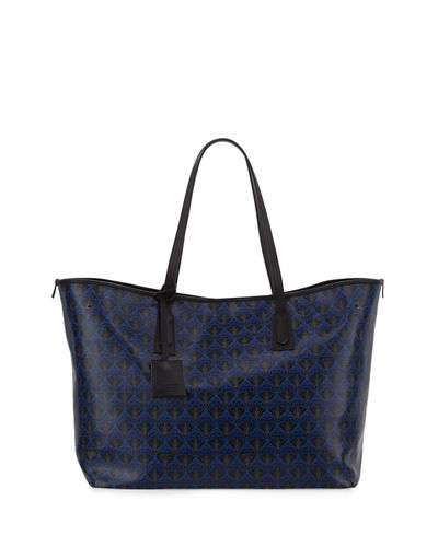 Liberty London Marlborough Iphis-Print Tote Bag