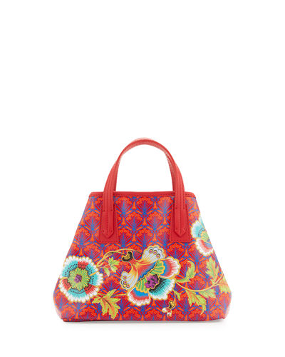 Marlborough Paradise Mini Tote Bag