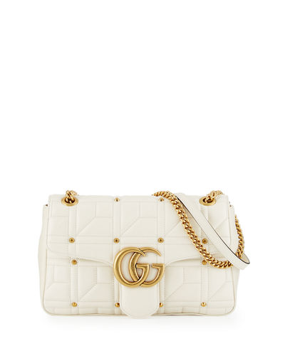 GG Marmont Medium Quilted Shoulder Bag