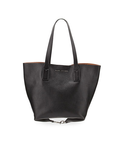 Wingman Leather Shopping Bag