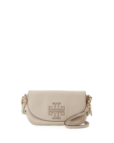 Harper Leather Crossbody Bag