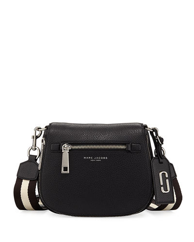 Marc Jacobs Gotham Small Nomad Saddle Bag