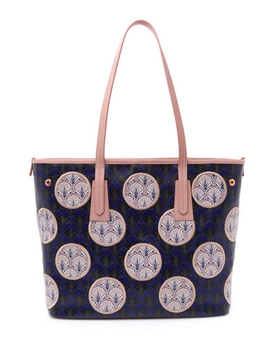 Little Marlborough Polka-Dot Iphis Tote Bag