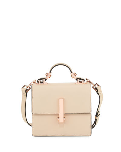Minato Mini Top-Handle Satchel Bag