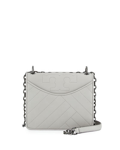 Alexa Quilted Chain Shoulder Bag