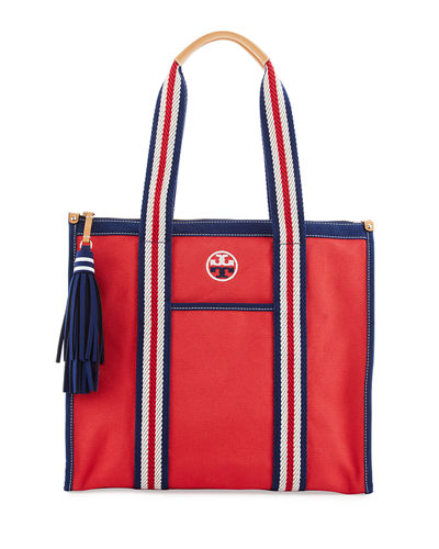 Embroidered T-Tote