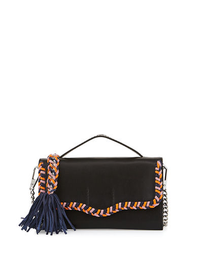 Rebecca Minkoff Chase Leather Phone Crossbody Bag
