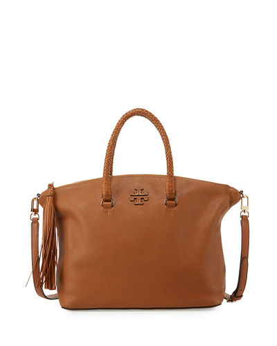 Taylor Leather Satchel Bag