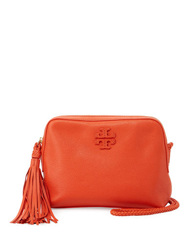 Taylor Leather Camera Bag w/ Tassel