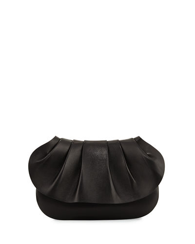 Fan Bag 10 Leather Clutch Bag