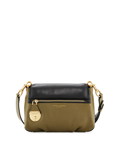 The Standard Mini Leather Shoulder Bag
