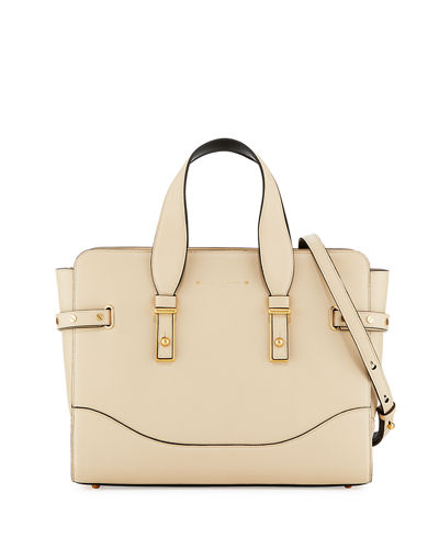 Marc Jacobs The Rivet Leather Satchel Bag