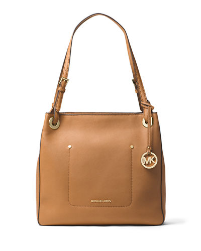 Walsh Medium Saffiano Tote Bag