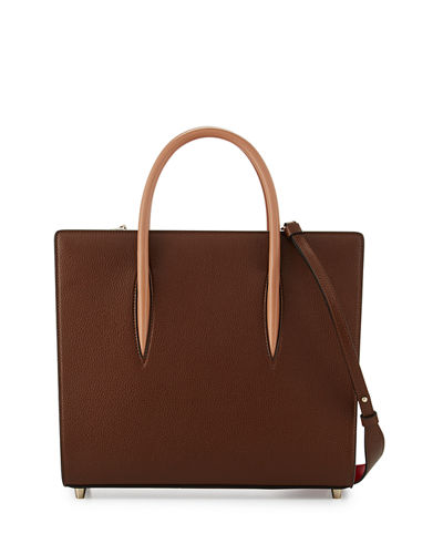 Paloma Medium Spike Leather Tote Bag