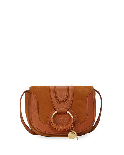 Hana Mini Leather Shoulder Bag