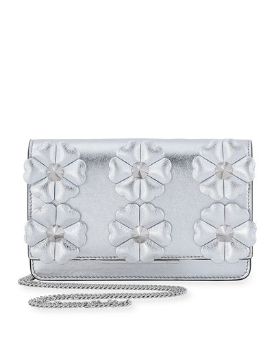 Tube Floral Wallet-on-Chain