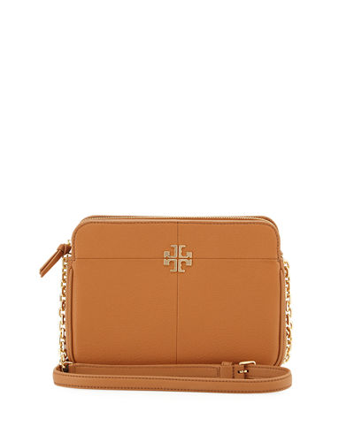 Ivy Leather Crossbody Bag