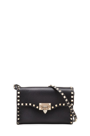 Valentino Garavani Rockstud Medium Shoulder Bag