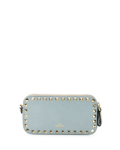 Rockstud Camera Shoulder Bag