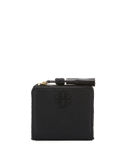Taylor Mini Tassel-Zip Wallet