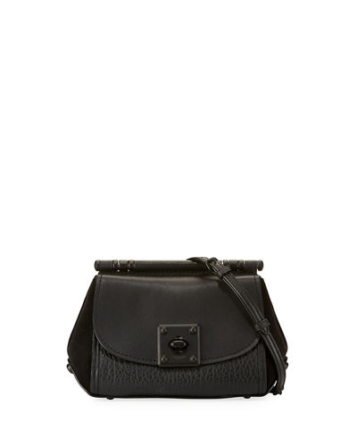 Drifter Leather Crossbody Bag