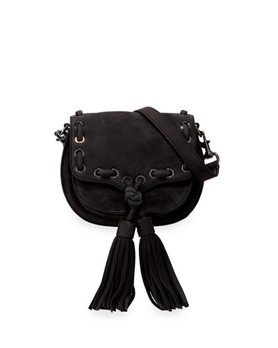 Grove Small Tassel Crossbody Bag