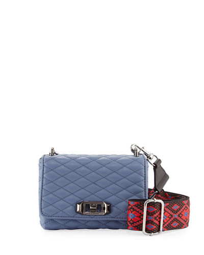 Love Small Quilted Crossbody Bag