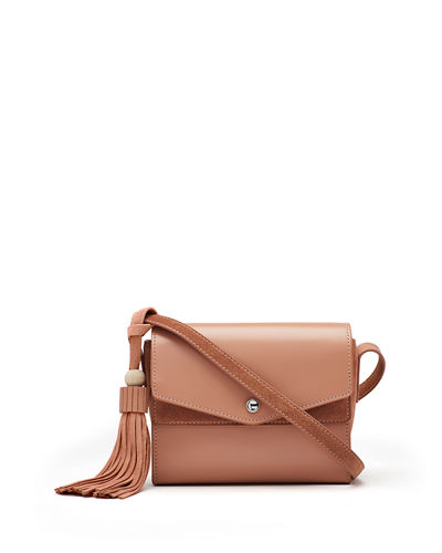 Eloise Field Tassel Bag