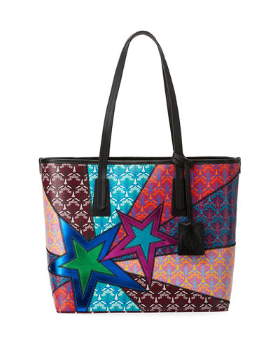 Little Marlborough Stars Tote Bag