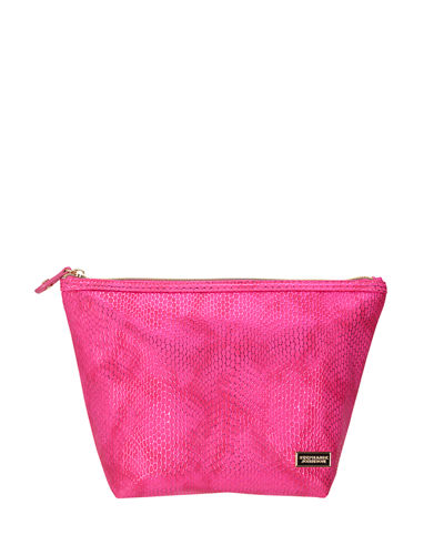 Laura Large Trapezoid Cosmetic Bag