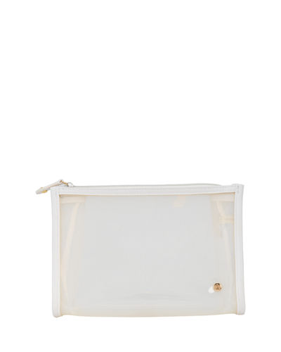 Stephanie Johnson Medium Zip Cosmetics Bag