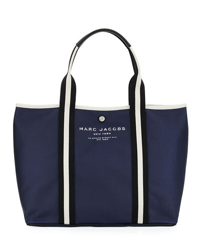 Canvas Shopper Tote Bag