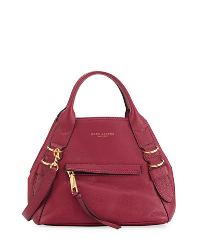 Marc Jacobs Small Anchor Leather Shoulder Bag