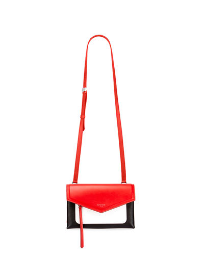 Duetto Colorblock Crossbody Bag
