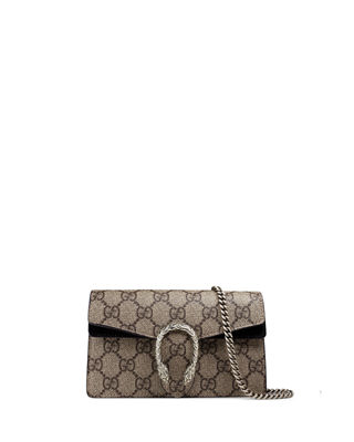 gucci bags at neiman marcus. dionysus gg supreme super mini bag gucci bags at neiman marcus u