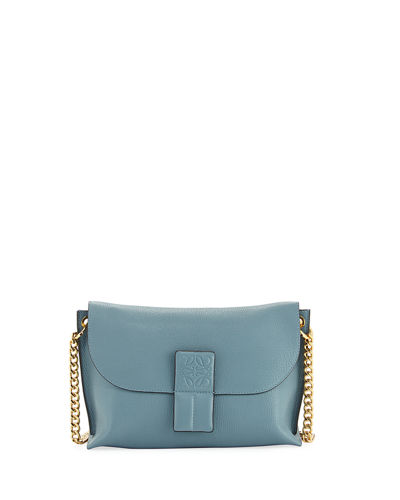 Avenue Leather Pouch Shoulder Bag