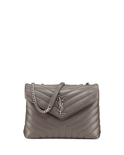 Monogram Loulou Medium Chain Bag