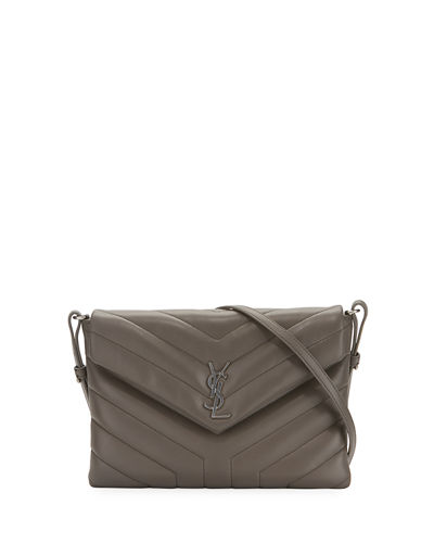 Loulou Mini Monogram Crossbody Bag
