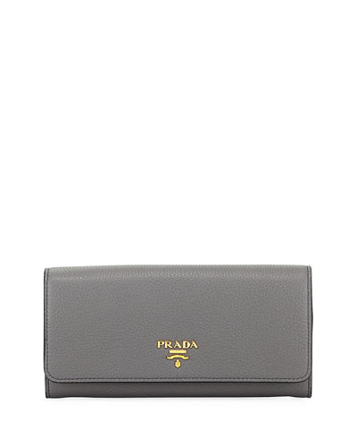Vitello Daino Continental Wallet
