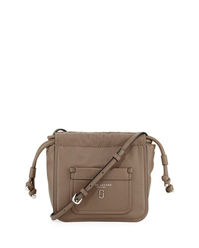 Tied Up Drawstring Crossbody Bag